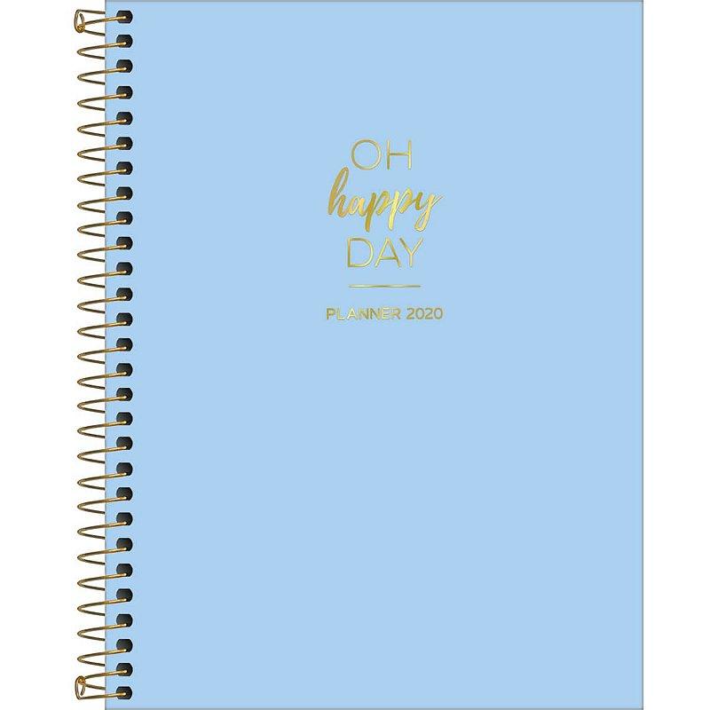 Planner Tilibra Happy 2020 Azul