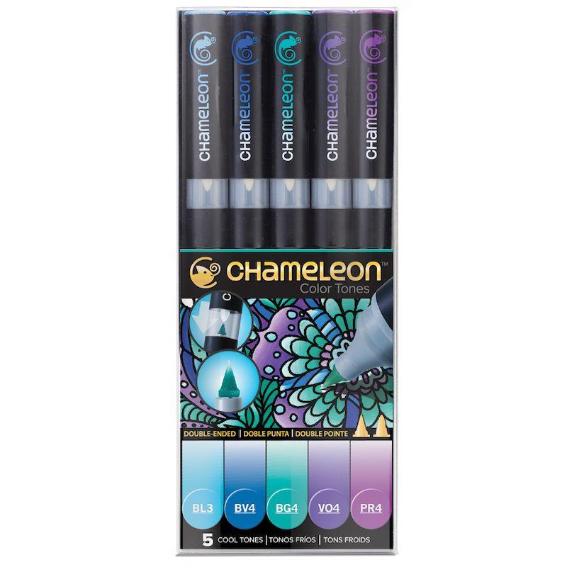 Marcadores Chameleon Color Tones - Tons Pastel