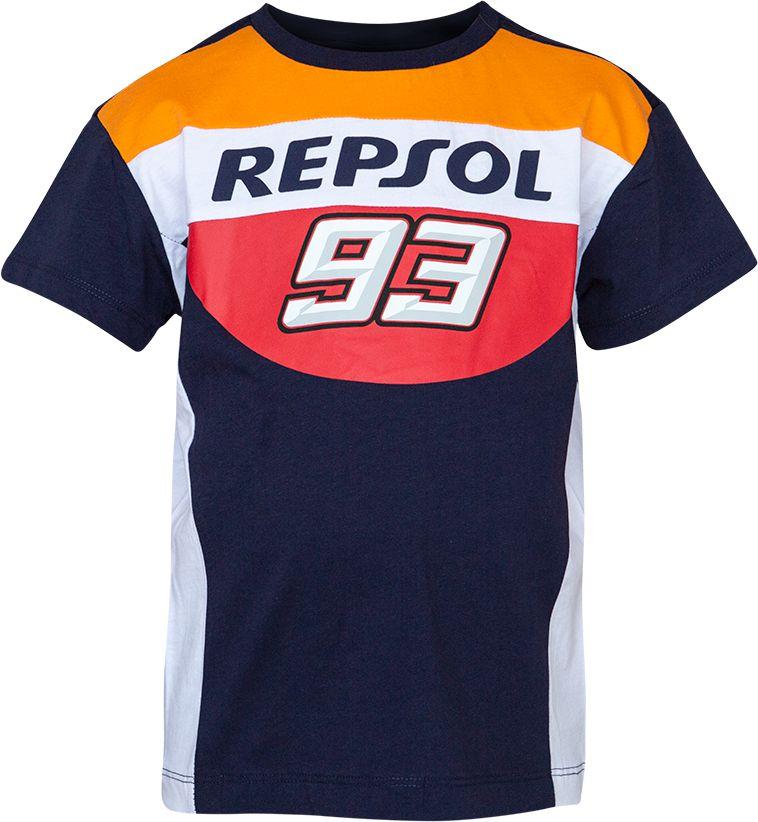 REPSOL Camiseta Dual Marquez 93 Ni/ño