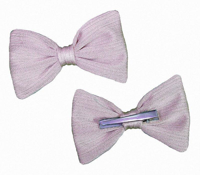 Laço Rosa Blush