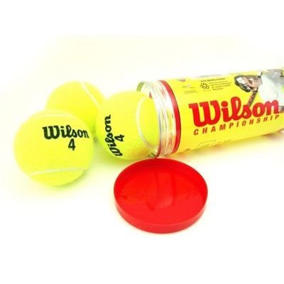 45f1d485e Bola de Tênis Wilson Championship Extra Duty - Loja do Alemão
