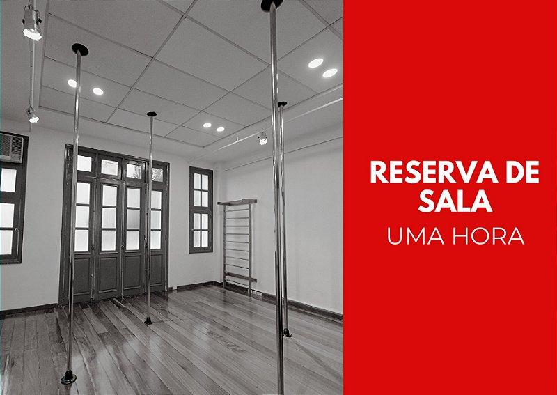 Reserva de Sala - Uma Hora