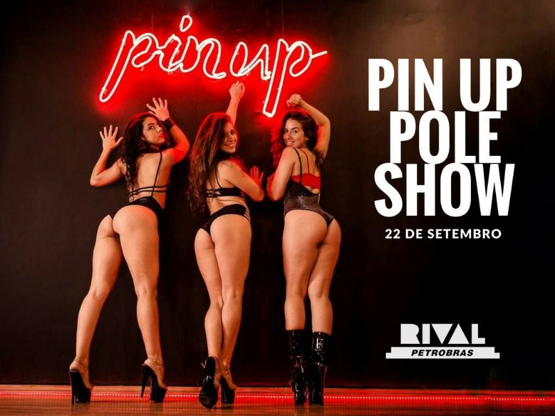 Ingresso Pin Up Pole Show - Setor B