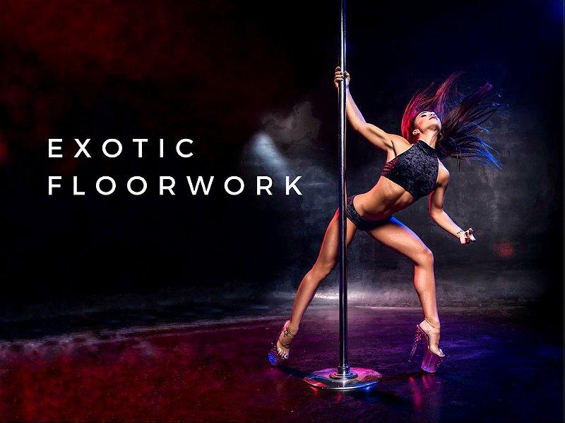 20/10 | 18h30 | Exotic Floorwork | Daria Che