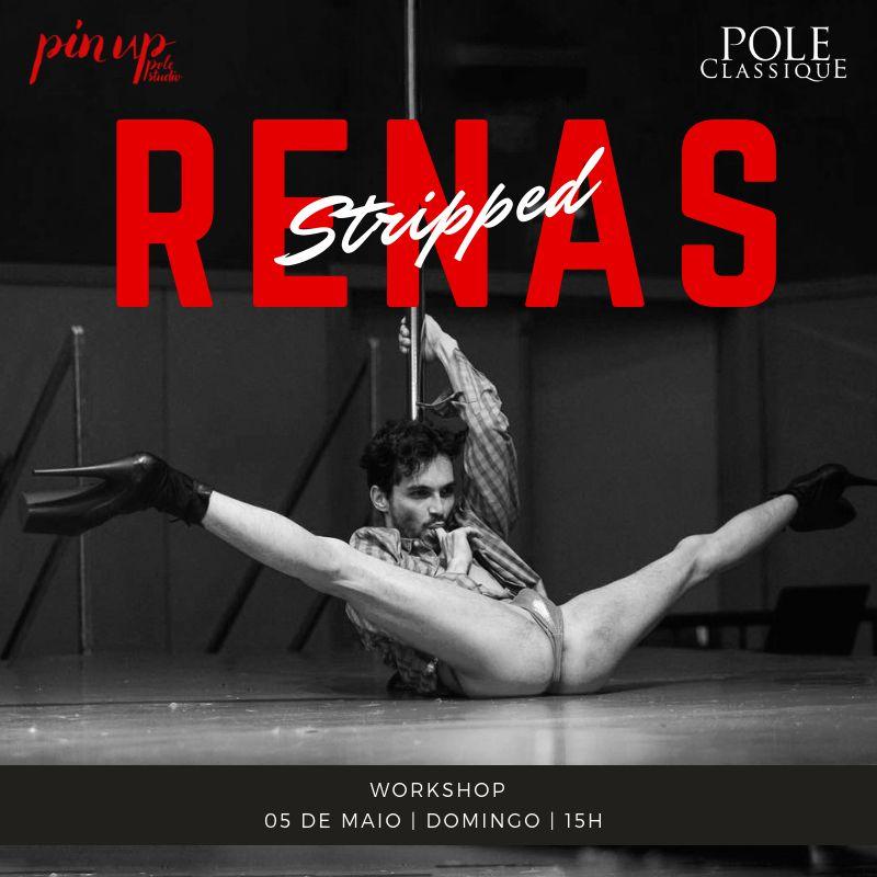 05/05 | 15h | Stripped | Renas de La Creme