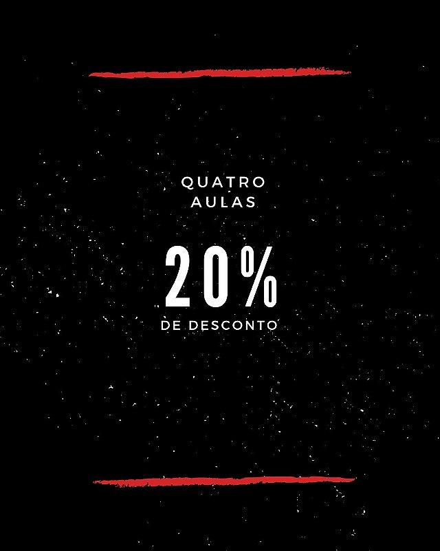 Quatro Aulas - Black November
