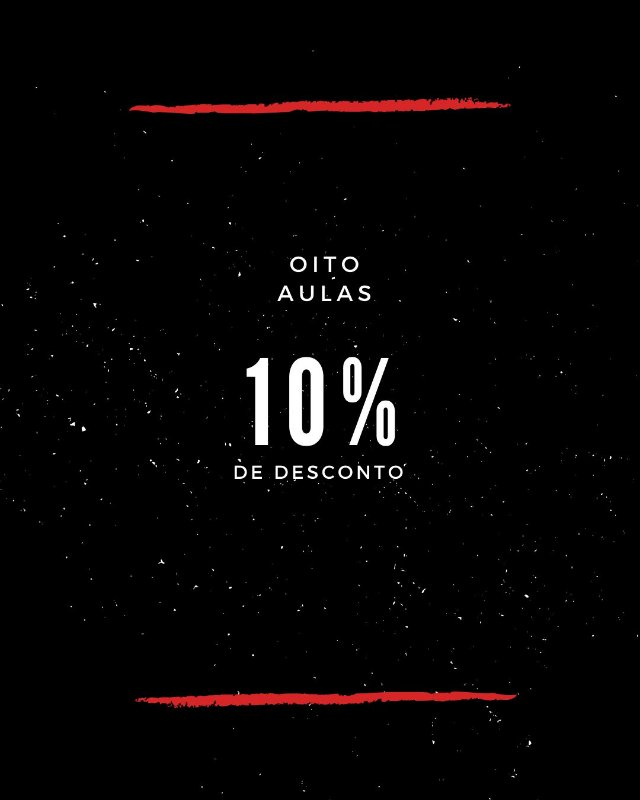 Oito Aulas - Black November