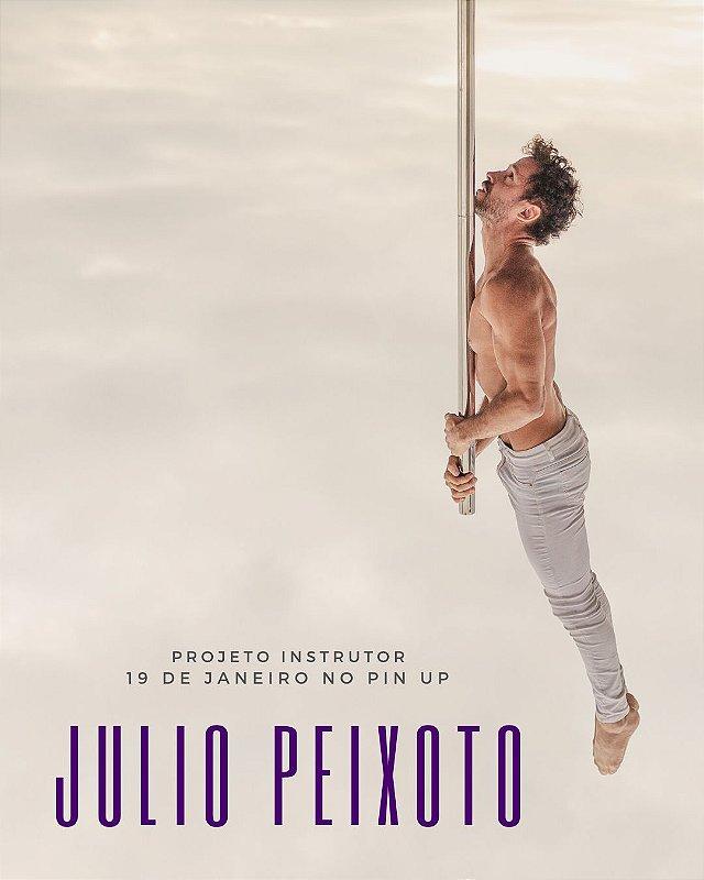 Projeto Instrutor com Julio Peixoto | 2 cursos | 19/01