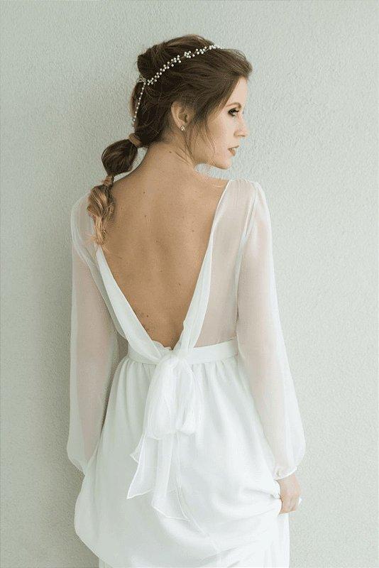 Vestido de Noiva Camila - Vlr. de Venda
