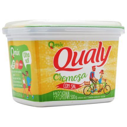 Margarina Qualy com Sal Pote 500 g