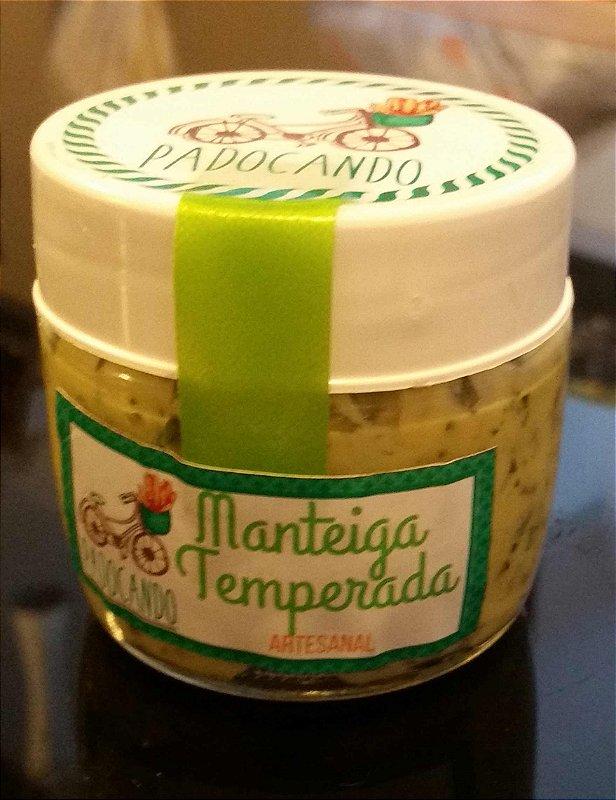 Manteiga Temperada Artesanal Padocando