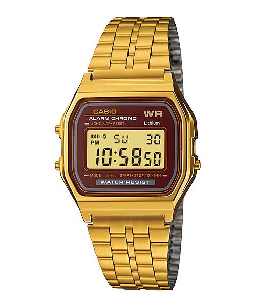 0e48f9ea2d7 Relógio Casio Vintage A159WGEA-5DF - Arca Joias