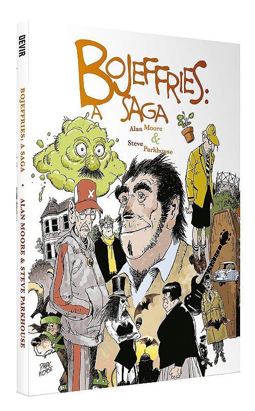 Pré-Venda] Bojeffries: A Saga - A Guilda Colecionáveis