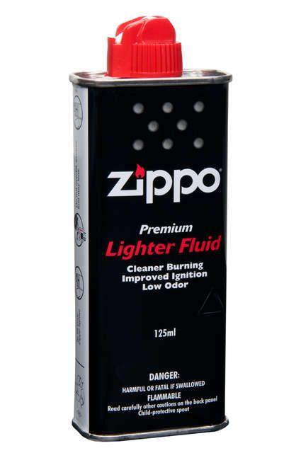 Zippo   Fluido Premium para Isqueiro - 125ml