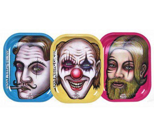 Lion Rolling Circus | Bandeja Média