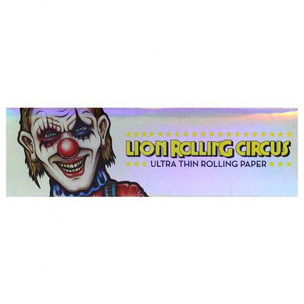 Lion Rolling Circus | Seda Mini Size Ultra Fina
