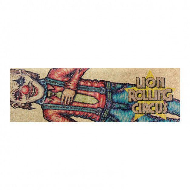 Lion Rolling Circus | Seda Mini Size Unbleached