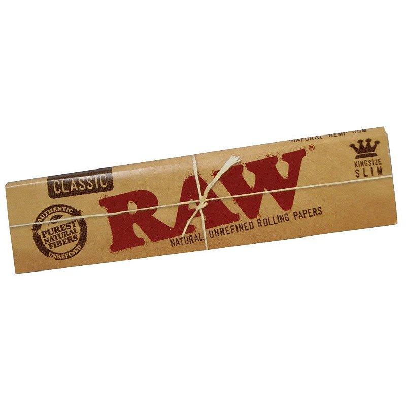 Raw | Seda King Size Clássica - Original