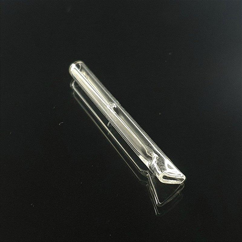 LIVRE | Piteira de vidro longa