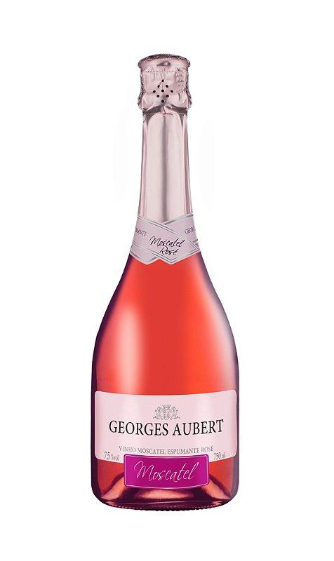 Georges Aubert Moscatel Rosé