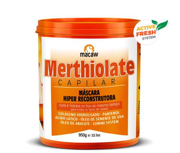 Merthiolate Capilar 950g