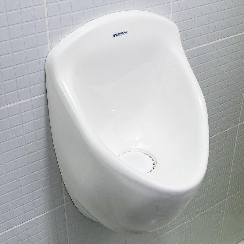 Mictório Sem Água - Regular White