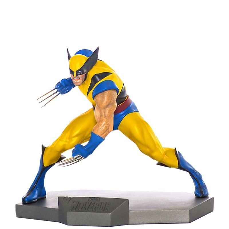 Wolverine Art Scale 1/10 - Marvel Comics - Iron Studios