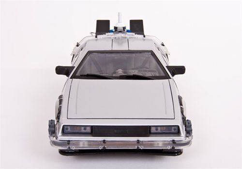 Delorean - Back To The Future 2 - Esc 1/15 - Diamond Select