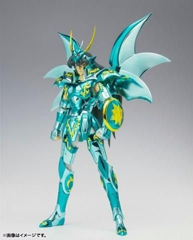 Dragon Shiryu 10TH Aniversario Saint Seiya Cloth Myth BANDAI