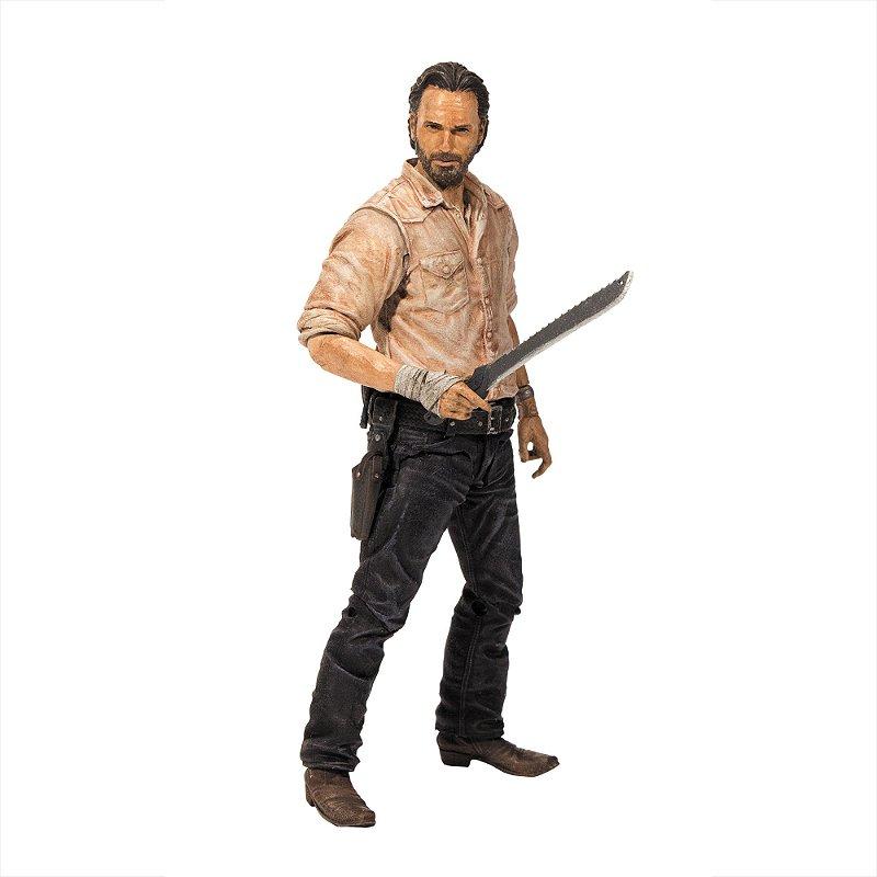 Rick Grimes - The Walking Dead TV Series 6 - Macfarlane