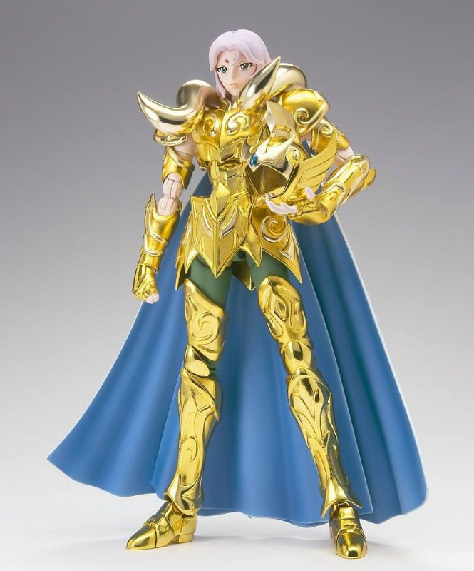 Aries Mu Cloth Myth EX Bandai Saint Seiya Cavaleiros do Zodiaco
