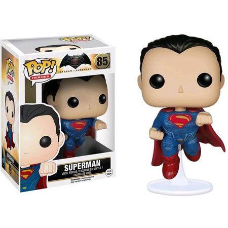 Batman Versus Superman - Superman - Pop Heroes - Vinyl - Funko