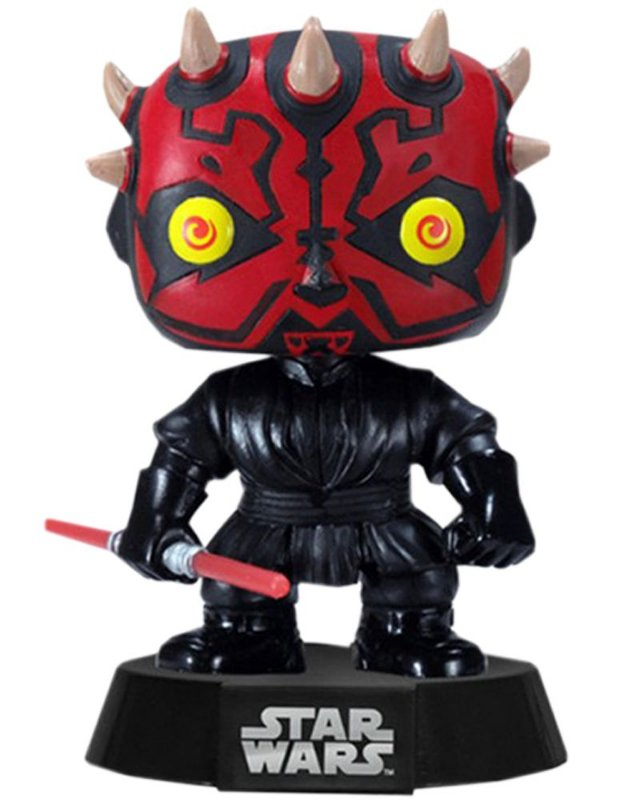 Star Wars - Darth Maul - Pop Funko - Vinyl