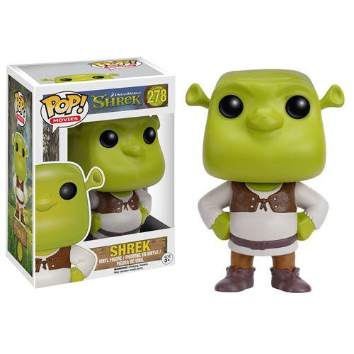 Shrek DreamWorks - SHREK - Pop Movies - Funko Vinyl