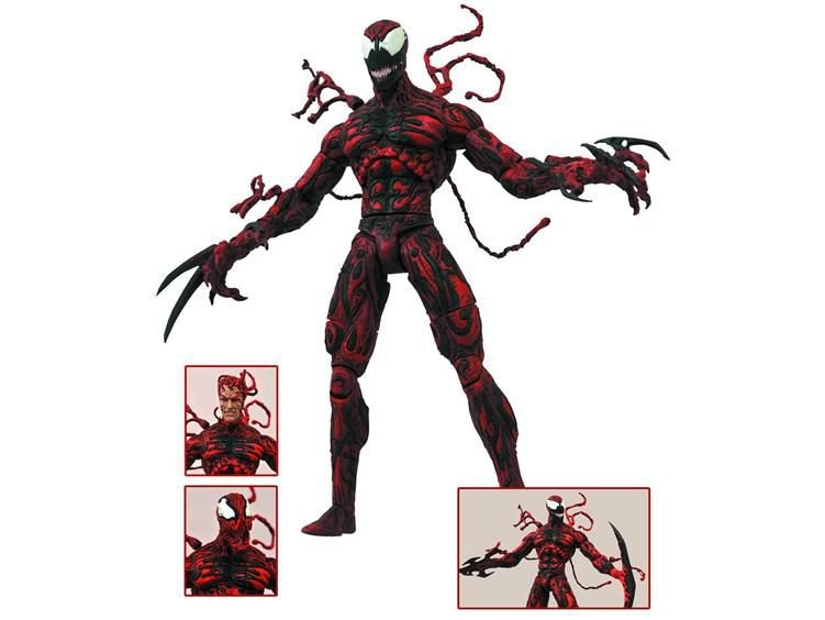 Carnage - Marvel Select - Diamond Select Toys