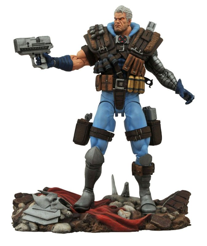 Cable - Marvel Select - Diamond Select Toys
