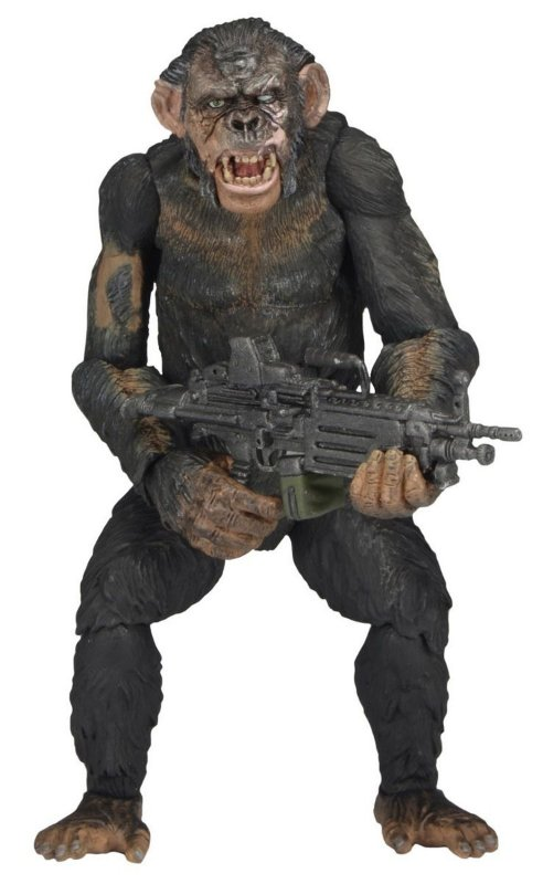 Koba - Dawn Planet Of The Apes - Neca - Planeta dos Macacos