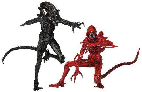 Aliens Genocide 2 Pack - Aliens - Neca