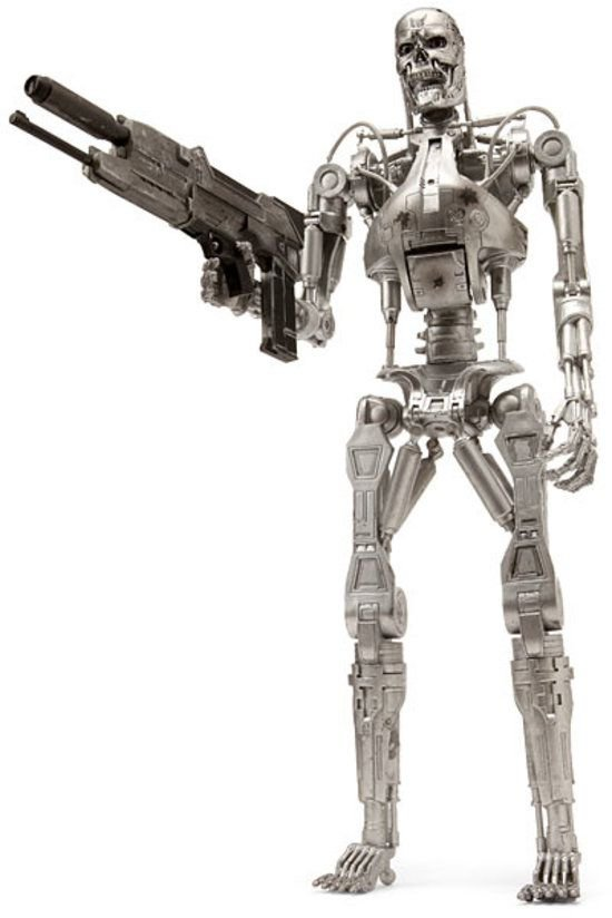T-800 Endoskeleton - The Terminator – Neca