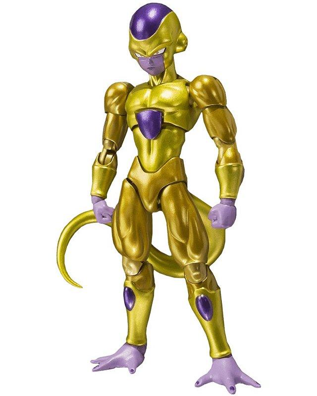 Golden Freeza - S.H.Figuarts - Bandai - Dragon Ball Z