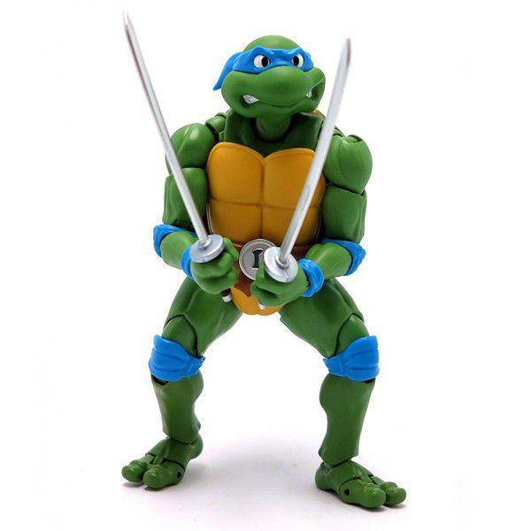 Leonardo - S.H.Figuarts - Bandai - TMNT - Tartarugas Ninjas Mutantes