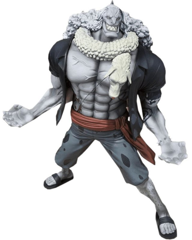 Hordy Jones - Figuarts Zero - Bandai -  One Piece
