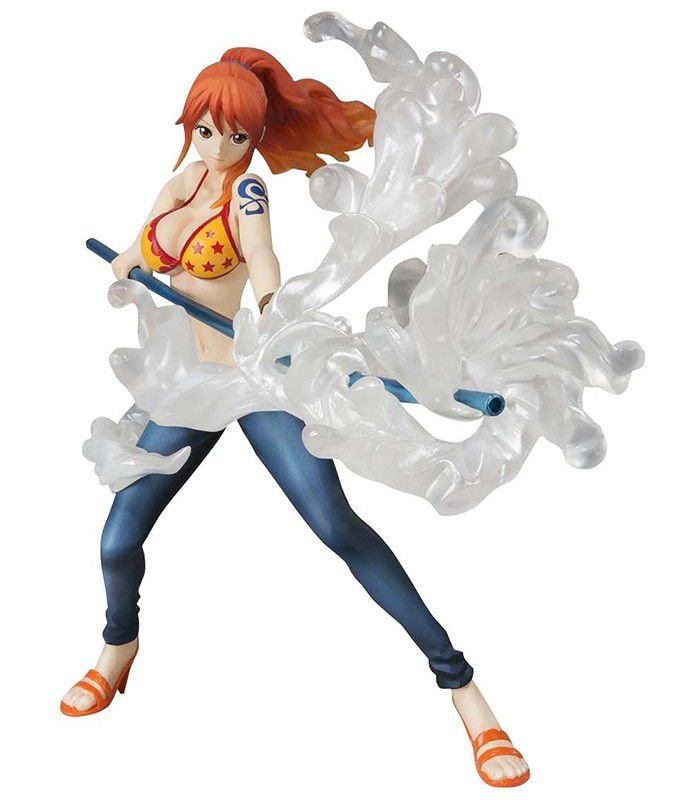 Nami (Milky Ball Ver.) - Figuarts ZERO - Bandai - One Piece