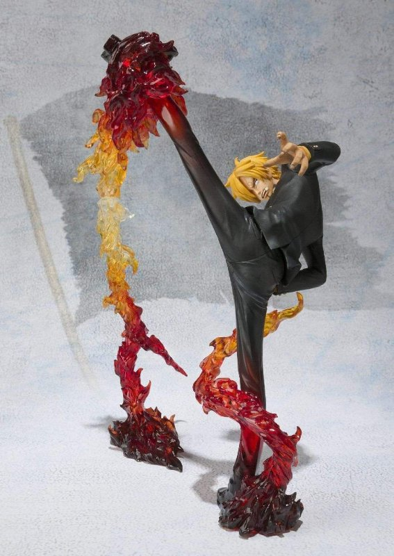 Sanji (Battle Ver. 2) - Figuarts Zero - Bandai - One Piece