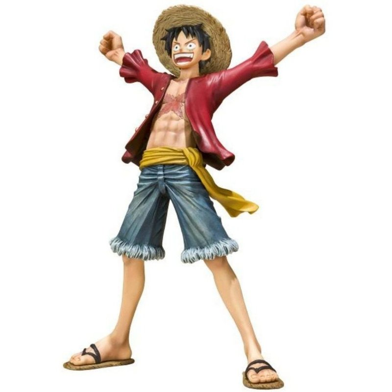 Monkey D. Luffy (New Word Ver.) - Figuarts Zero - Bandai - One Piece