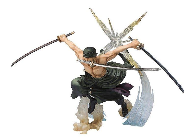 Roronoa Zoro (Battle Ver.) - Figuarts Zero - Bandai - One Piece