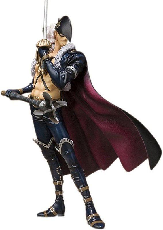X Drake - Figuarts Zero - Bandai - One Piece