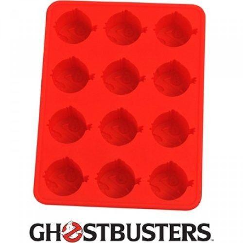 Ghostbusters (Os Caça Fantasmas) - Silicone Tray (Forma de Silicone)