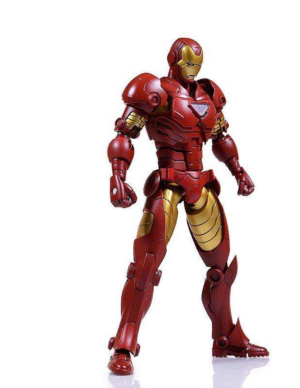 Iron Man Armorize (die cast) - Sentinel - Marvel