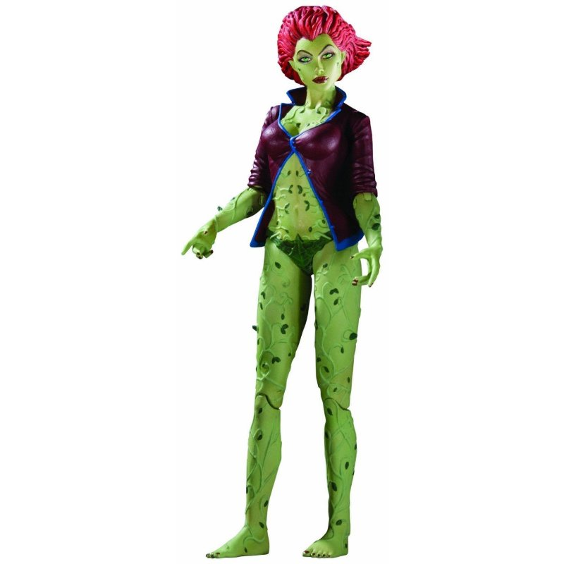 Poison Ivy (Arkham Asylum) - Dc Collectibles - Batman - Dc Comics